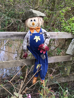 Canal Scarecrow 2